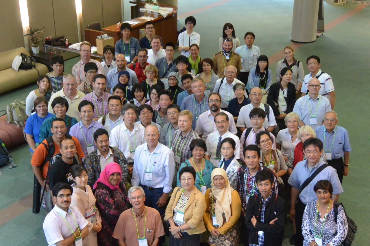 Participants at Fukuoka Conference (photo by Kimihiko Hyakumura)
