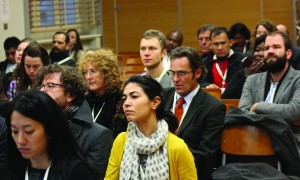 Discussion Forum on Governance and Legal Frameworks... Photo by Hugo Pierre, IUFRO