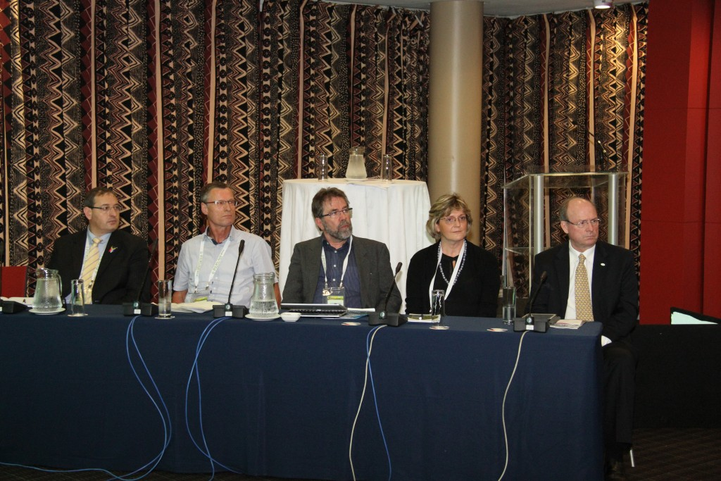 IUFRO side event panel at WFC 2015