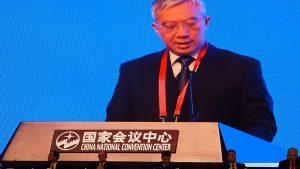 Professor Zhang Shougong, CAF
